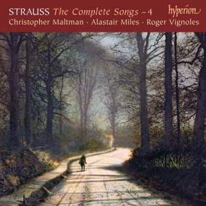 Richard Strauss: The Complete Songs 4