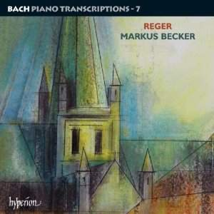 Bach - Piano Transcriptions Volume 7