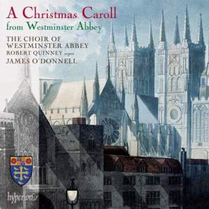 A Christmas Caroll from Westminster Abbey Product Image