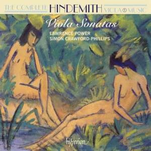 Hindemith: The Complete Viola Music Volume 1