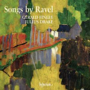 Ravel - Songs