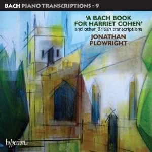 Bach - Piano Transcriptions Volume 9