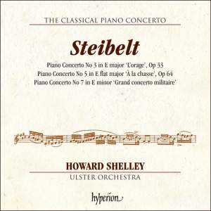 The Classical Piano Concerto 2: Steibelt