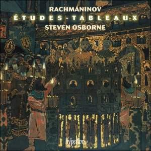 Rachmaninov: Études-tableaux Product Image
