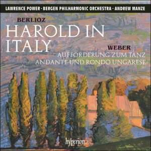 Weber invitation to the dance op 65 page 1 of 13 presto berlioz harold in italy stopboris Images