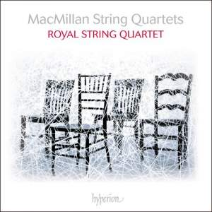 James MacMillan: String Quartets Product Image