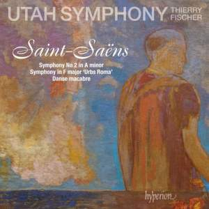 Saint-Saëns: Symphony No. 2, Danse macabre & Urbs Roma Product Image