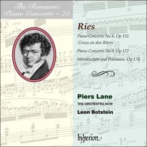 The Romantic Piano Concerto 75 - Ferdinand Ries
