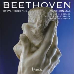 Beethoven: Piano Sonatas Opp. 109, 110 & 111