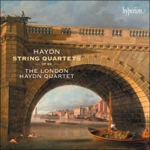 Haydn: String Quartets, Op. 64 Nos. 1-6 Product Image