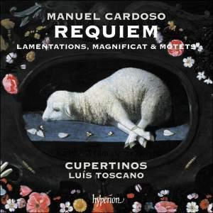 Manuel Cardoso: Requiem, Lamentations, Magnificat & motets Product Image