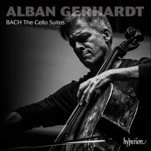JS Bach: The Cello Suites Product Image