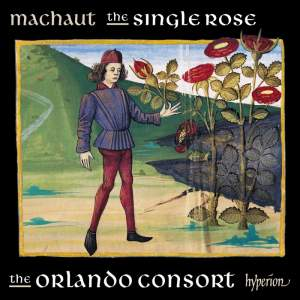 Guillaume de Machaut: The single rose Product Image