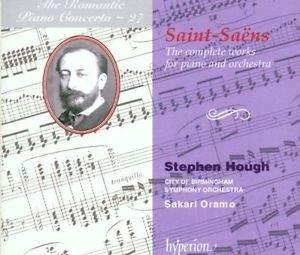 The Romantic Piano Concerto 27 - Saint-Saëns