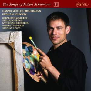 The Songs of Robert Schumann - Volume 11