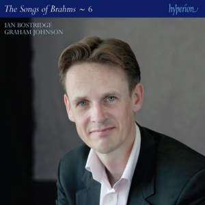 Brahms: The Complete Songs Volume 6 (Ian Bostridge)