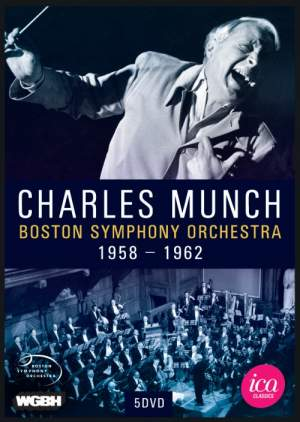 Charles Munch: The Boston Symphony Orchestra 1958–1962