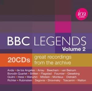 BBC Legends Volume 2