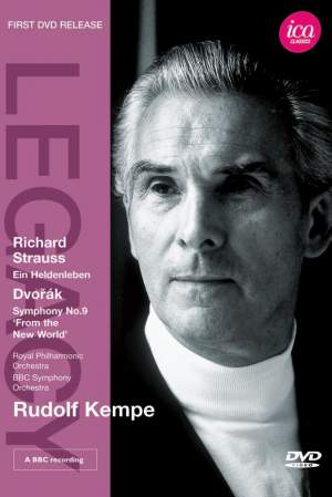 Rudolf Kempe conducts Dvorak & Strauss