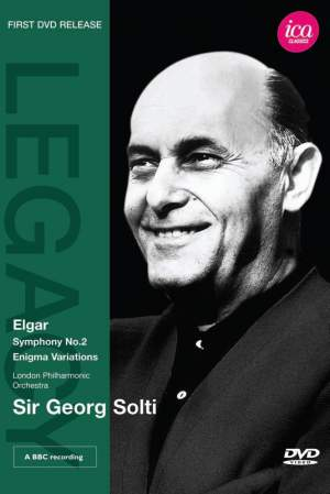 Elgar: Symphony No. 2 & Enigma Variations Product Image