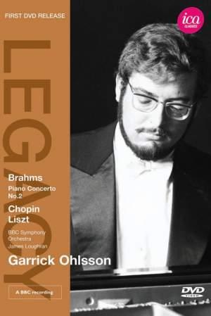 Garrick Ohlsson plays Chopin, Brahms & Liszt Product Image