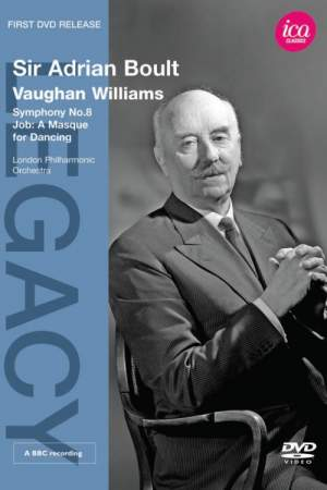 Sir Adrian Boult conducts Vaughan Williams Product Image