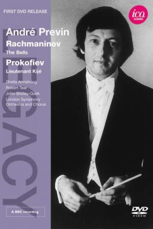 André Previn conducts Rachmaninov & Prokofiev