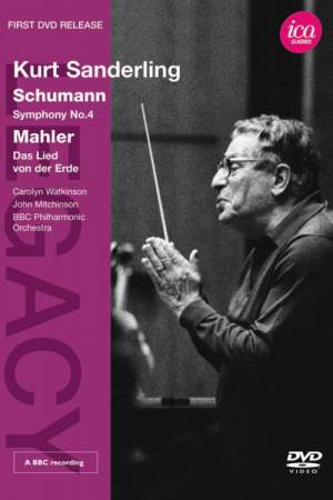 Kurt Sanderling conducts Mahler & Schumann Product Image
