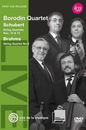 Borodin Quartet play Schubert & Brahms