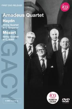 Amadeus Quartet play Haydn & Mozart Product Image