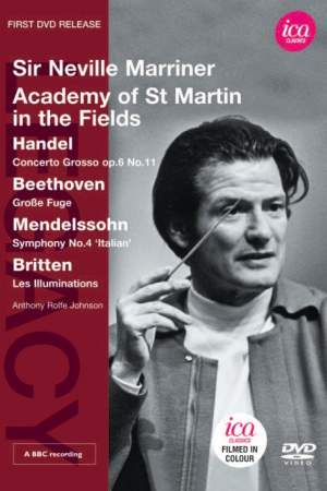 Sir Neville Marriner & Academy of St Martin in the Fields
