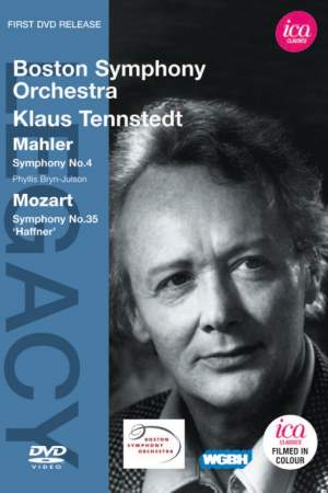 Klaus Tennstedt conducts Mahler & Mozart Product Image