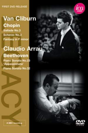 Van Cliburn & Claudio Arrau