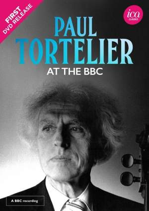 Paul Tortelier at the BBC