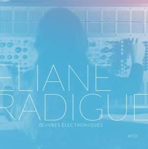 Éliane Radigue - Oeuvres Electroniques