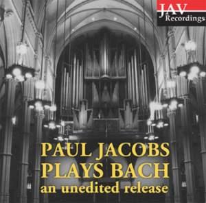 Paul Jacobs Plays Bach