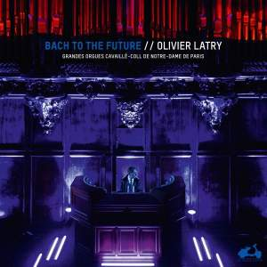 Bach to the future - Vinyl Edition Product Image