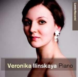 Veronika Ilinskaya plays Prokofiev, Scriabin & Medtner