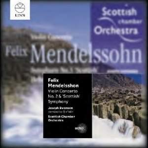 Mendelssohn: Violin Concerto No. 2