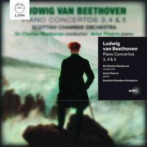 Beethoven: Piano Concertos 3, 4 & 5 Product Image