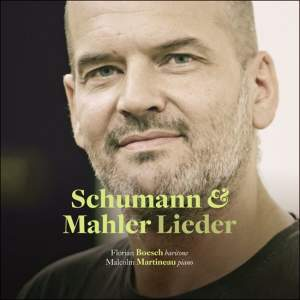 Schumann & Mahler: Lieder Product Image