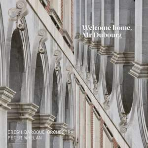 Welcome Home, Mr Dubourg Product Image