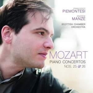 Mozart: Piano Concertos Nos. 25 & 26 Product Image
