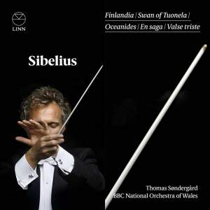 Sibelius: Finlandia, En Saga, The Swan of Tuonela, The Oceanides, Valse Triste, King Christian II Suite