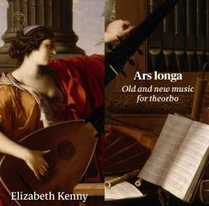 Ars longa: Old and new music for theorbo Product Image