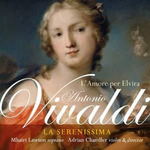 Vivaldi: L'Amore per Elvira Product Image