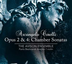 Corelli: Opus 2 & 4: Chamber Sonatas