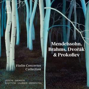 Mendelssohn, Brahms, Dvořák & Prokofiev: Violin Concertos Collection