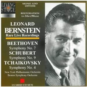 Leonard Bernstein: Rare Live Recordings