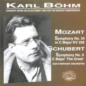 Karl Böhm - Mozart Anniversary Concert